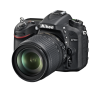 Nikon D7100, 18-105mm Kit, 24.1 MP, Nero