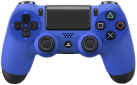 Sony DUALSHOCK 4 Wireless Controller, blau