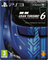 Gran Turismo 6 Anniversary Edition, PS3, multilingual