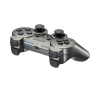 SONY Dual Shock 3 Wireless Controller, metallic grey