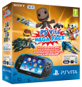 Sony PlayStation Vita Wi-Fi Mega Pack 1 (Kids) + 16 GB Memory Card, multilingual + PDP Custom Crystal Schutzhülle