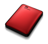 WESTERN DIGITAL My Passport 500GB, rosso