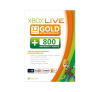 MICROSOFT Xbox Live 12 Mt. + 800 Live Points/Deutsch