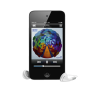 APPLE iPod Touch, 16GB, nero, 4G