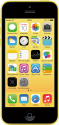 Apple iPhone 5c, 32GB, giallo