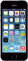 Apple iPhone 5s, 32GB, spacegrau