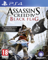 Assassins Creed 4 Black Flag, PS4, tedesco