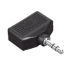 HAMA Audio-Adapter 3,5-mm-Klinken