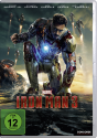 Iron Man 3, DVD, tedesco