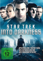 Star Trek Into Darkness, DVD, tedesco