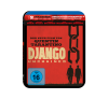 Django Unchained Steelbook, Blu-ray Disc, allemand