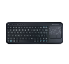 LOGITECH Wireless Touch Keyboard K400, nero