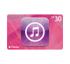 APPLE iTunes Card CHF 30.-