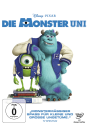 Die Monster Uni, DVD, tedesco