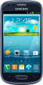 SAMSUNG Galaxy S3 MINI I8190, blau