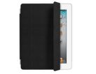 APPLE iPad Smart Cover Leder V2, schwarz