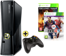 Xbox 360 250GB inkl. Fifa 2014 & Gears of War Judgement , deutsch